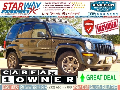 2003 Jeep Liberty 4dr Renegade