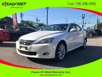 2009 Lexus IS IS 250 Sport Sedan 4D