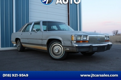 1990 Ford LTD Crown Victoria LX 151K mi *Super Smooth!