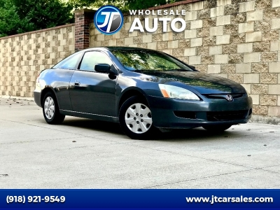 2004 Honda Accord Coupe *Freshly Serviced *CARFAX 2 Owner *33+MPG
