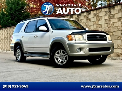 2004 Toyota Sequoia SR5 *3rd Row *Runs Excellent