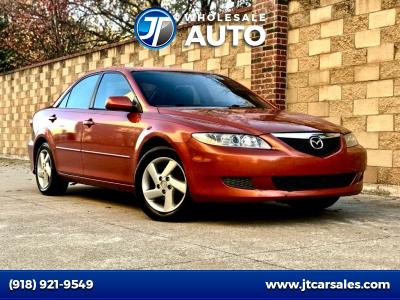 2004 Mazda Mazda6 4dr Sdn GS Auto