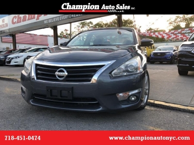 2013 Nissan Altima 4dr Sdn V6 3.5 SV