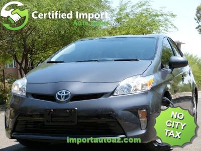 2015 Toyota Prius 5dr Three