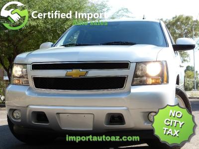 2012 Chevrolet Tahoe 2WD 4dr 1500 LT