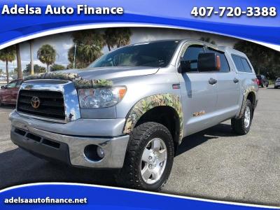 2008 Toyota Tundra SR5 CrewMax 57L 4WD