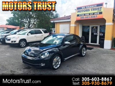 2013 Volkswagen Beetle 20T Turbo w/Sunroof  Sound