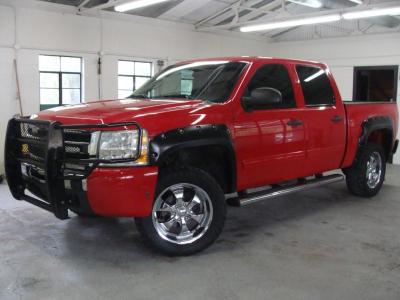 2011 Chevrolet Silverado 4WD Crew Cab $1K DWN @ $424 MOS