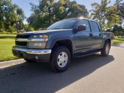 2007 Chevrolet Colorado // 4WD // Crew Cab // GaS SaVeR