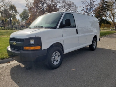2010 Chevrolet Express 2500 // Cargo Van // One Owner // Well Maintained!